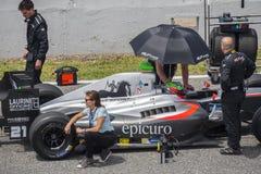 CADIZ - MAY 28: World Series Formula V8 3.5 at Jerez de la Front Stock Photography