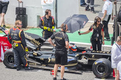 CADIZ - MAY 28: World Series Formula V8 3.5 at Jerez de la Front Stock Image