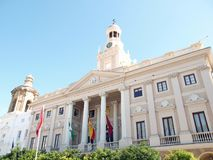 Cadiz-Spain Royalty Free Stock Image