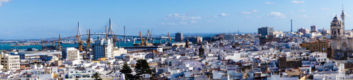 Cadiz Spain Andalusia royalty free stock photo