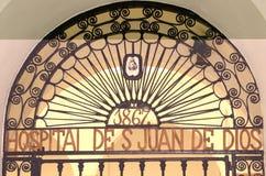 Cadiz - Spanien Lizenzfreie Stockfotografie