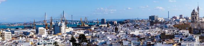 Cadiz Spanien Andalusia royaltyfri foto