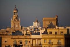 Cadiz, Spanje Stock Afbeeldingen