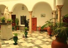 Cadiz - Spanje Stock Afbeeldingen