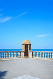 Cadiz watch turret. Andalusia, Spain Royalty Free Stock Images