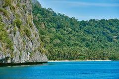 Cadlao island islands El Nido Palawan Philippines Stock Photos