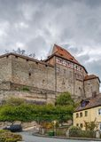 Cadolzburg Castle, Germany Stock Photo