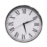 Cadran d'horloge Photographie stock libre de droits