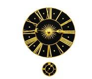 Cadran d'horloge Image libre de droits