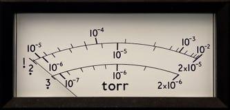 Cadran de pression Images stock