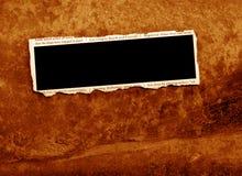 Cadre abstrait Image libre de droits