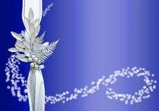 Cadre B de Noël Images libres de droits