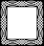 Cadre celtique de noeud Illustration Stock