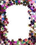 Cadre d'étoile Photo libre de droits
