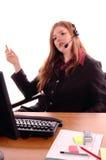 Cadre d'entreprise Image libre de droits