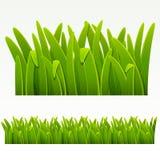 Cadre d'herbe Images libres de droits