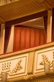 Cadre d'opéra de Vienne Photos stock
