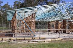 Cadre de bâtiment Image libre de droits