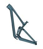Cadre de bicyclette Image libre de droits