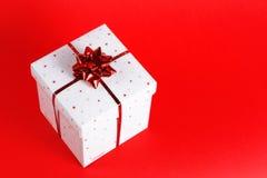 Cadre de cadeau photos libres de droits