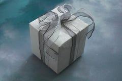 Cadre de cadeau. Photographie stock libre de droits