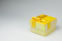 Cadre de cadeau photo stock