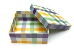 Cadre de cadeau 4 de 5 Images libres de droits