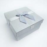 Cadre de cadeau de Noël Images stock