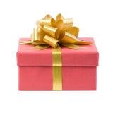Cadre de cadeau fermé Photos stock