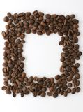 Cadre de café Image stock