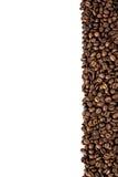 Cadre de café noir Image libre de droits