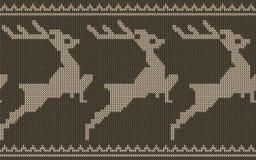Cadre de cerfs communs Image libre de droits
