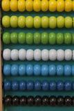 Cadre de compte coloré d'abaque Images stock