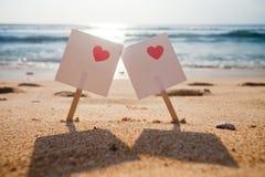 Cadre de concept d'amour Image stock