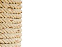 Cadre de corde Photo stock