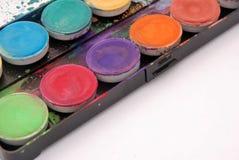 Cadre de couleur photographie stock libre de droits