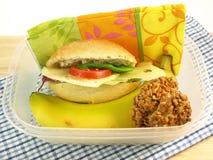 Cadre de déjeuner Images stock
