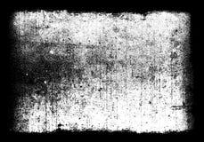Cadre de film sale ou vieillissant abstrait image libre de droits
