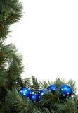 Cadre de guirlande Photo libre de droits
