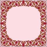 Cadre de jardin de source Image stock