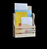 Cadre de lettre Images libres de droits