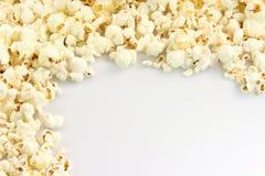 Cadre de maïs éclaté Photographie stock libre de droits