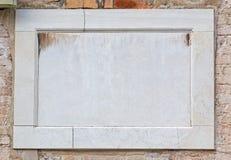 Cadre de marbre photos libres de droits