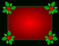 Cadre de Noël Images stock