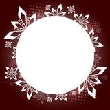 Cadre de Noël Photographie stock