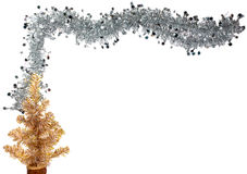 Cadre de Noël (ou an neuf) Image libre de droits