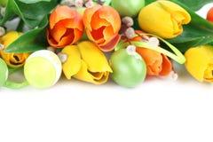 Cadre de Pâques Image stock