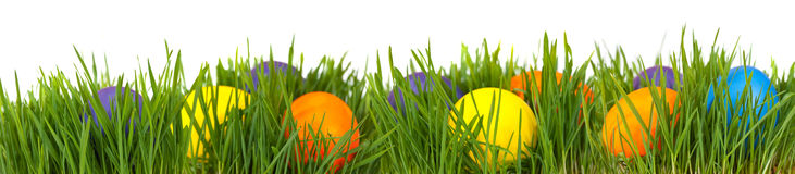 Cadre de Pâques image libre de droits