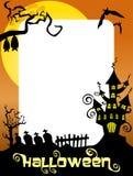 Cadre de photo de Halloween [2] illustration de vecteur