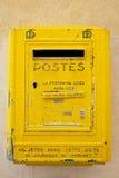Cadre de poteau photographie stock